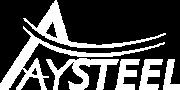aysteel-beyaz-logo